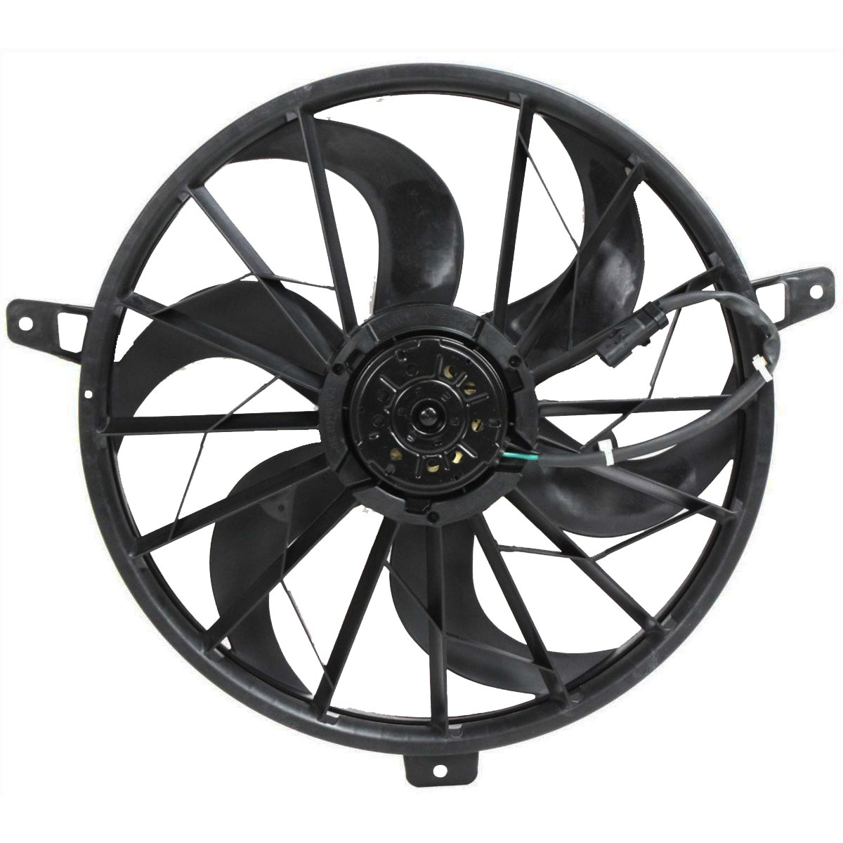 RADIATOR COOLING FAN FOR JEEP FITS GRAND CHEROKEE LIBERTY CH3116115