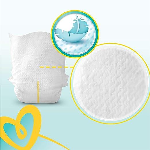 Pampers Premium Protection New Baby Gr/ö/ße 1 2-5 kg 44 Windeln