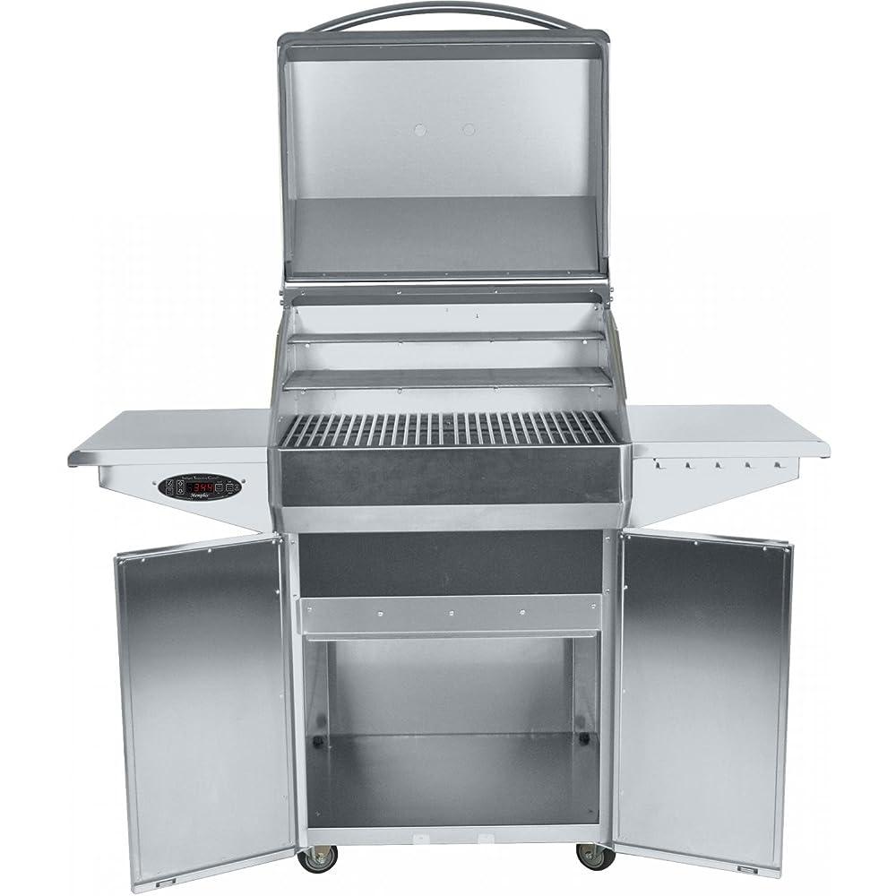 Memphis-Grills-Pro-28-inch-Pellet-Grill