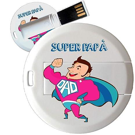 My Custom Style® Pen Drive USB llavero
