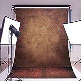 Mohoo 5X7ft Fotografie Hintergrund Hintergrund Studio Foto Props konkrete Wand Boden Vinyl