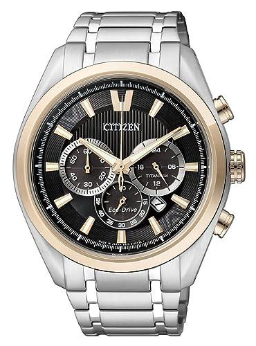 d2b514be5c7e Citizen Super Titanium - Reloj de Cuarzo para Hombre