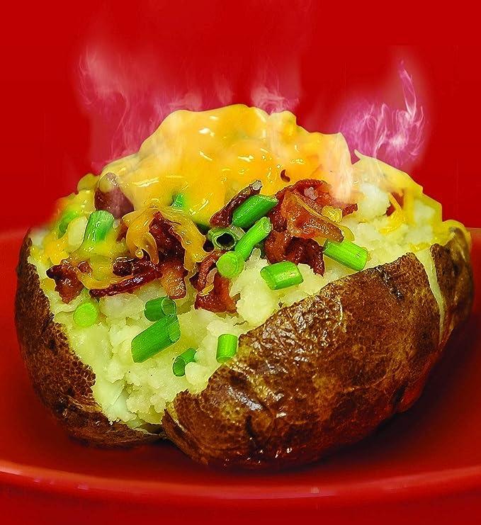 Bolsa de cocción express de patatas en el microondas