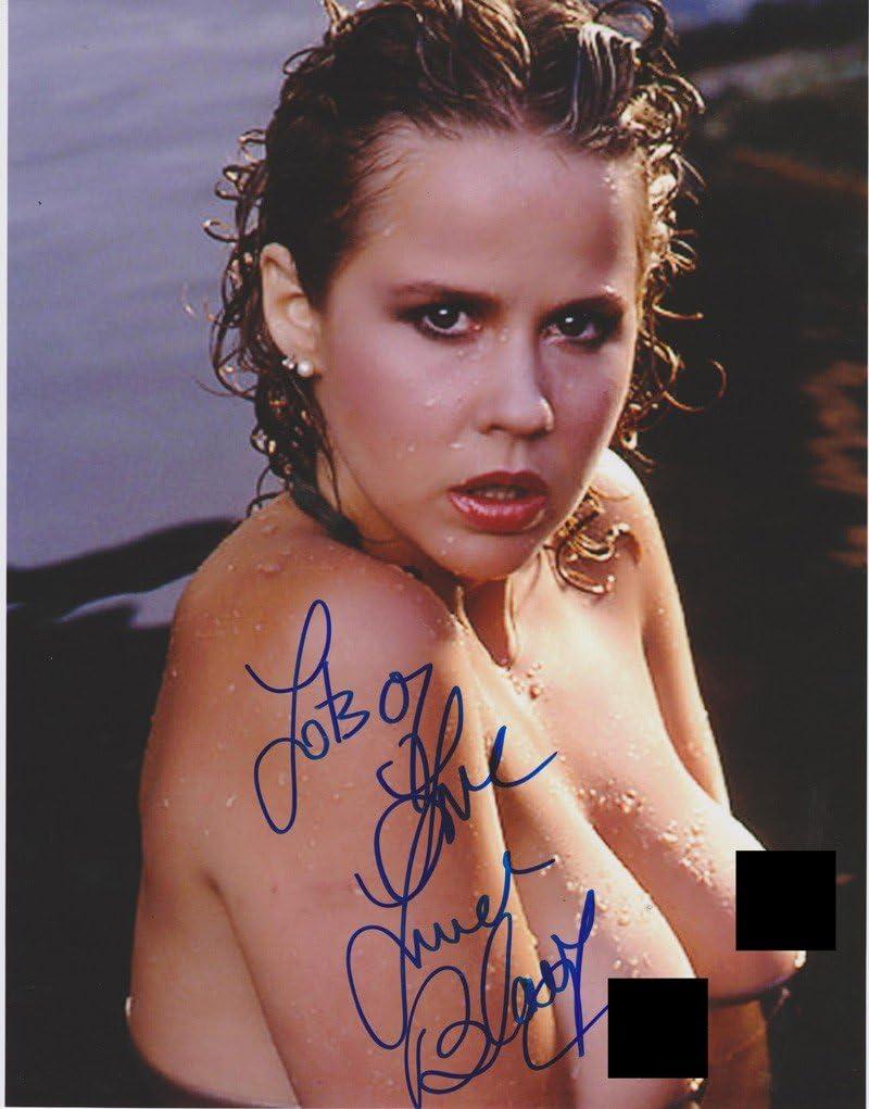 Linda Blair Nude #5 Original Autographed 8X10 Photo at