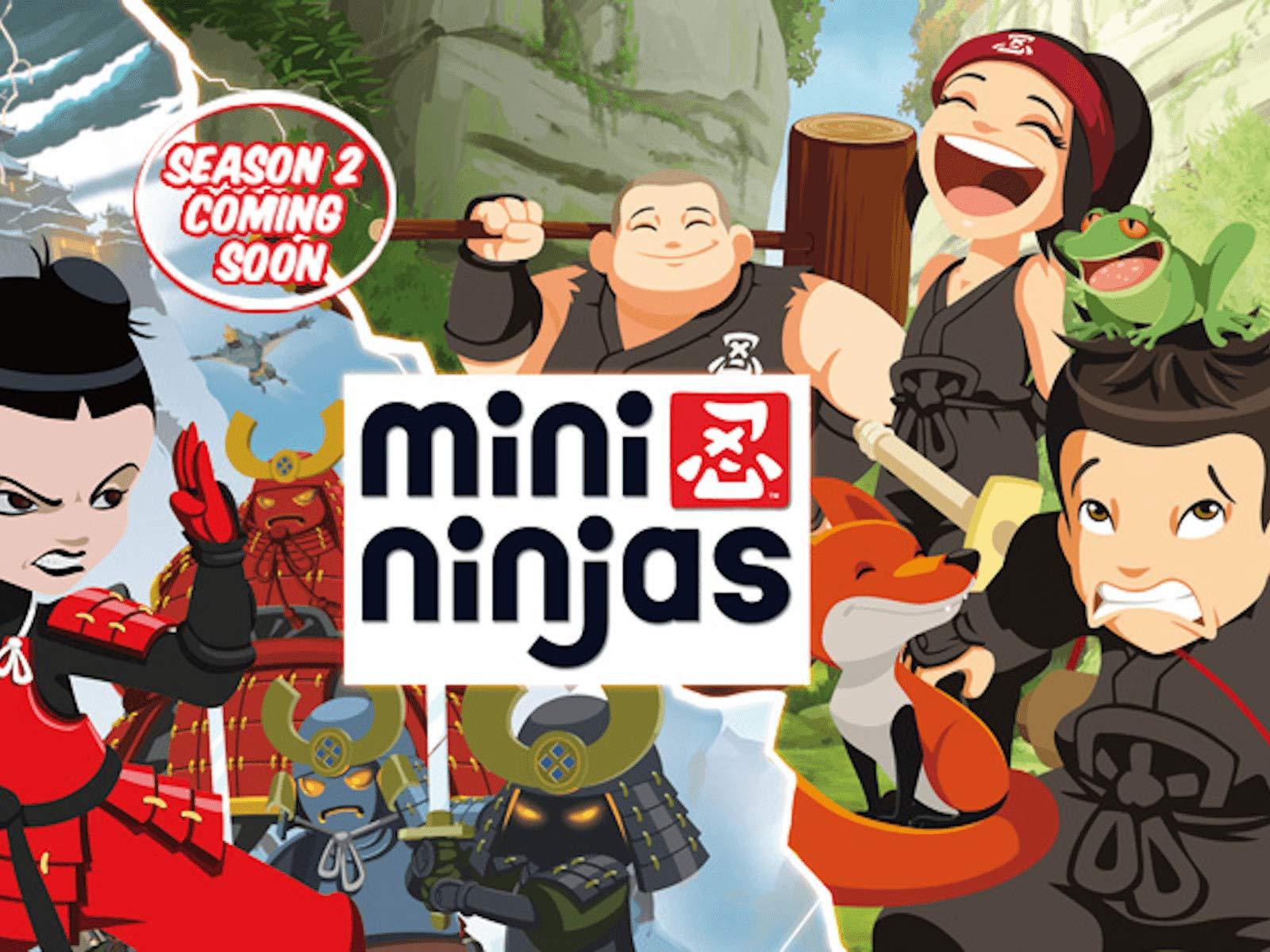 Watch Mini Ninjas | Prime Video