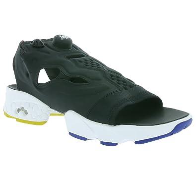 f1de4c9a9 SNEAKER INSTAPUMP SANDALO NERO - 38½  Amazon.co.uk  Shoes   Bags