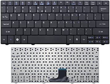 KENAN New Laptop Keyboard for Acer Aspire MS2298 p1ve6 1551 ...