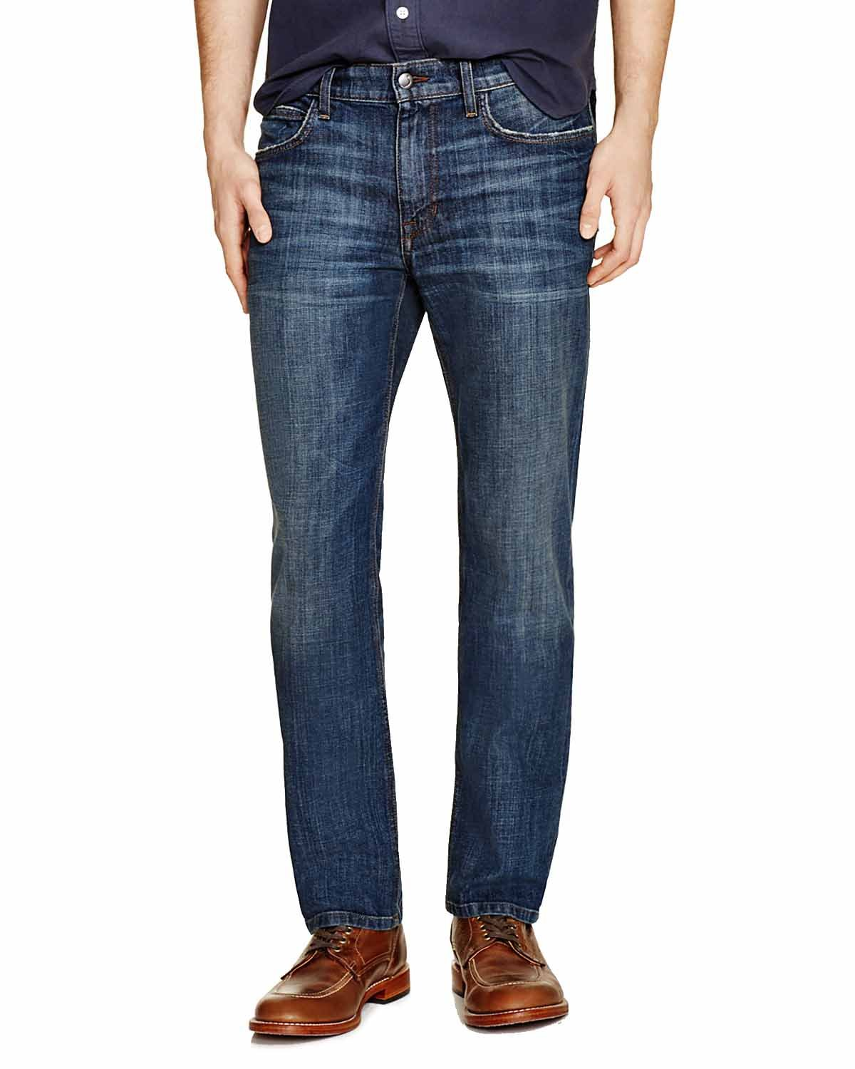 Joe's Jeans Men's Brixton Straight and Narrow Fit Jeans (33, Santi)