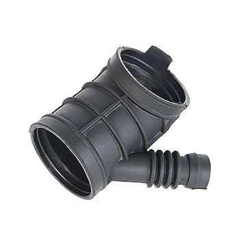 Negro tubo de admisión de aire manguera de Turbo 13541435627 13541437191: Amazon.es: Coche y moto
