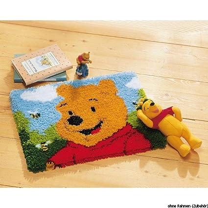 Amazon.com: Disney s Winnie the Pooh alfombra Kit de ...