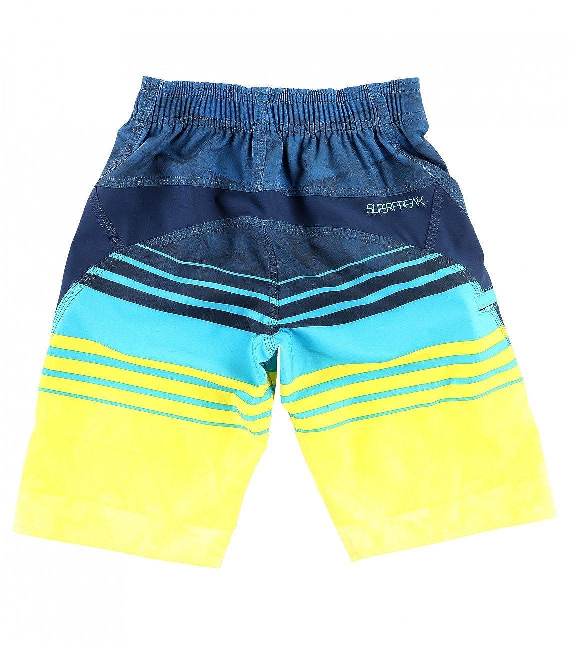 Yellow ONeill Little Boys Sneakyfreak Diffusion Boardshorts