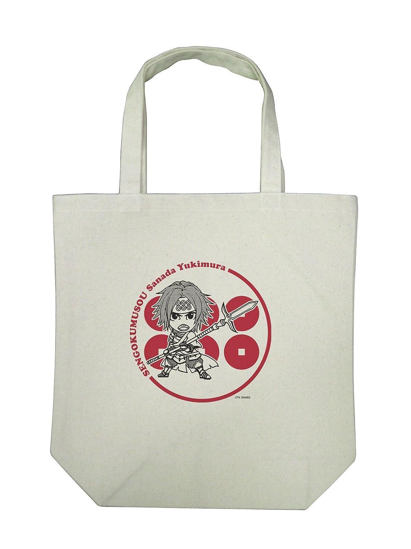 The character Samurai Warriors tote bag Sanada Yukimura in the body (japan import)
