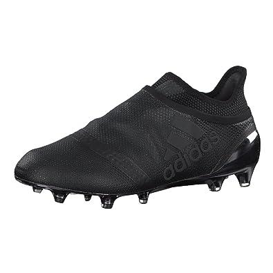 Adidas X 17 FG, Chaussures de Football Homme, Noir (Cblack/Supcya Cblack