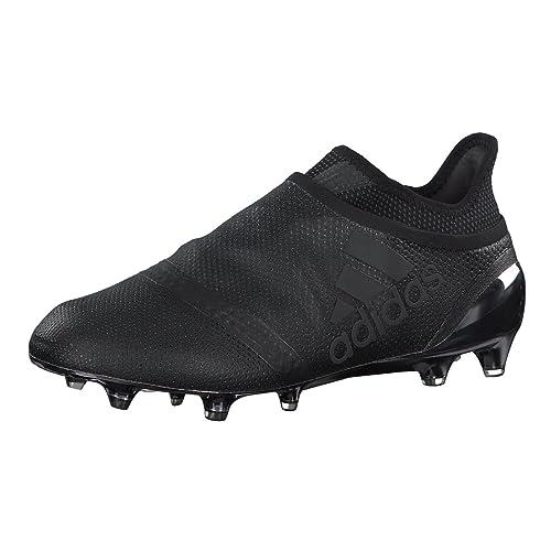 newest 46a2d 6e13a adidas X 17+ Purespeed FG, Zapatillas de Fútbol para Hombre, Negro  SchwarzAnthrazit, 46 23 EU Amazon.es Zapatos y complementos