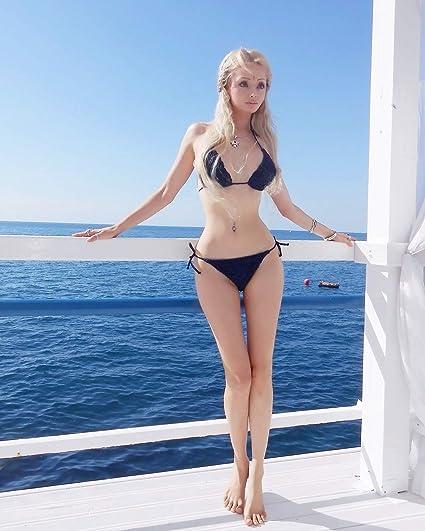 Amazon Com Valeria Lukyanova  8x10 Glossy Photo Picture Image 2 Everything Else