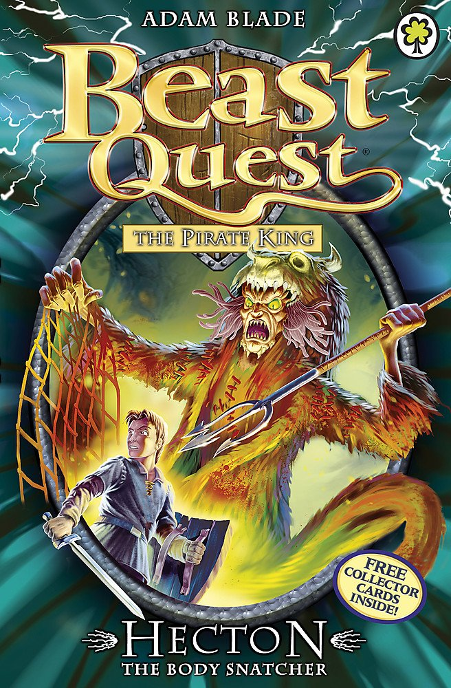 Download Beast Quest: 45: Hecton the Body Snatcher pdf epub