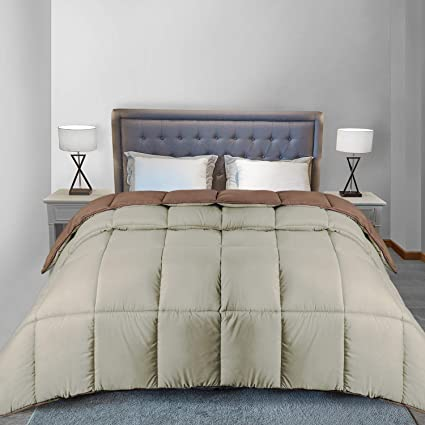 Amazoncom Comforter Soft Quilted Down Alternative Duvet Insert