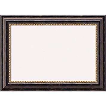 Amazon.com: Amanti Art Framed White Cork Board Tuscan Rustic: Outer ...