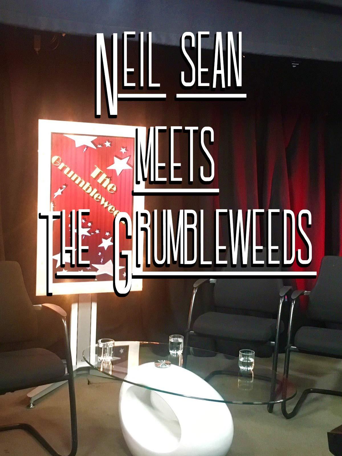 Neil Sean meets The Grumbleweeds on Amazon Prime Video UK