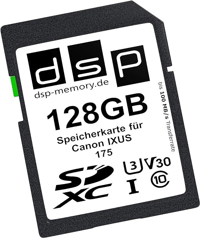 Dsp Memory 128gb Professional V30 Speicherkarte Für Computer Zubehör