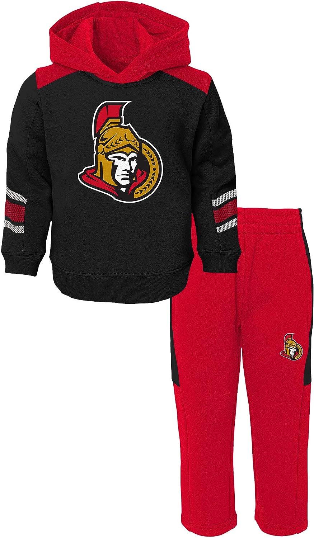 Ottawa Senators Infant Winger Pullover Fleece Hoodie /& Pant Set