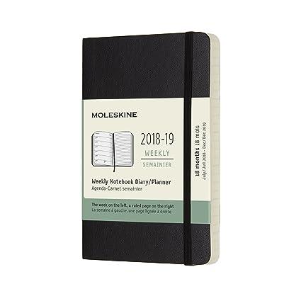NPW DSB18WN2Y19 - Cuaderno, color negro
