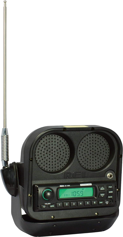 REI Fender-Mounted AM/FM/WB/AUX Radio, RAF4W