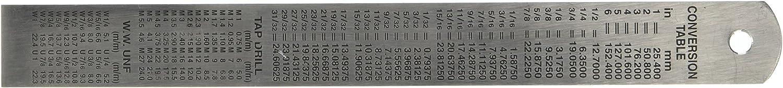 Faithfull FAIRULE150SS tama/ño: 150mm Regla plegable