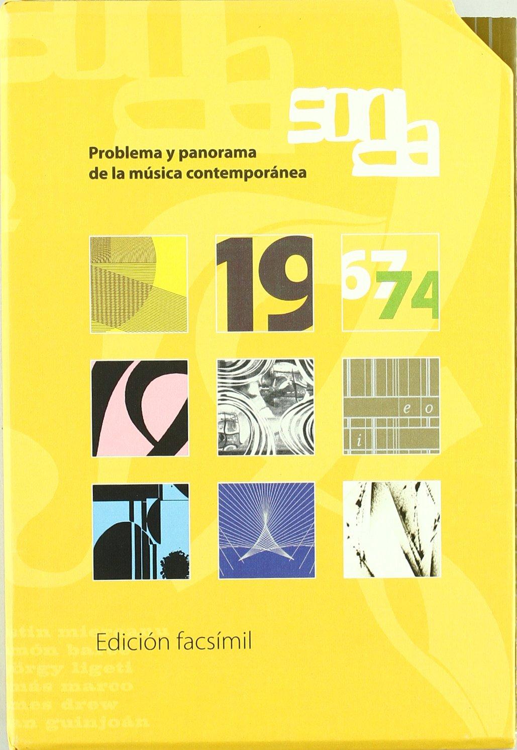 PROBLEMA Y PANORAMA DE MUSICA COMTEMPORA: Instituto Nacional ...