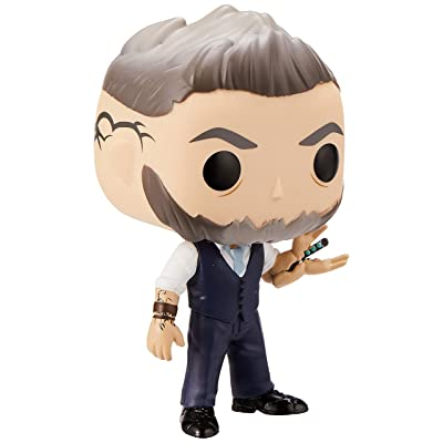 Funko Pop Marvel: Black Panther-Ulysses Klaue Collectible Figure, Multicolor: Toys & Games