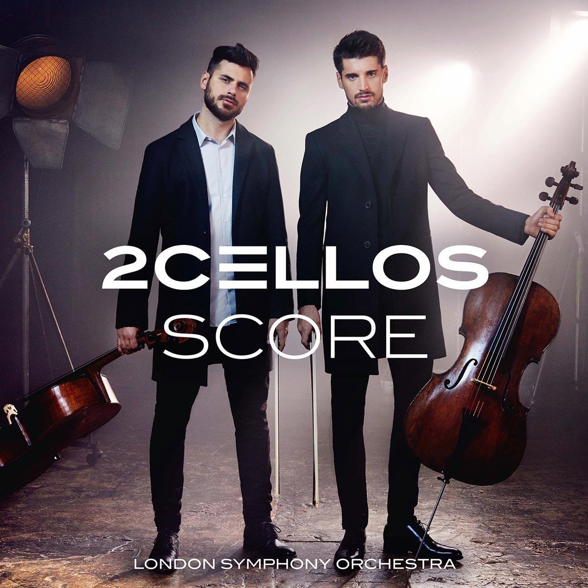 Vinilo : 2Cellos - Score (Limited Edition, White, Gatefold LP Jacket)