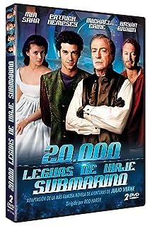 20.000 Leguas de Viaje Submarino (20,000 Leagues Under the Sea) 1997 [DVD]