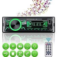 Autoradio Bluetooth, Radio de Coche 4 x 60W