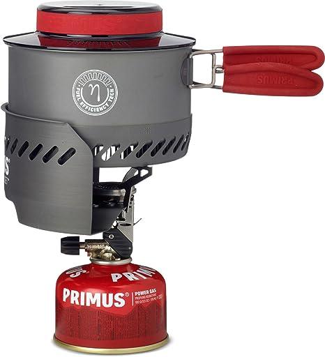 Relags Uni Primus eléctrica Juego Express Stove con Encendido piezoeléctrico eléctrica, Plata, One Size: Amazon.es: Deportes y aire libre