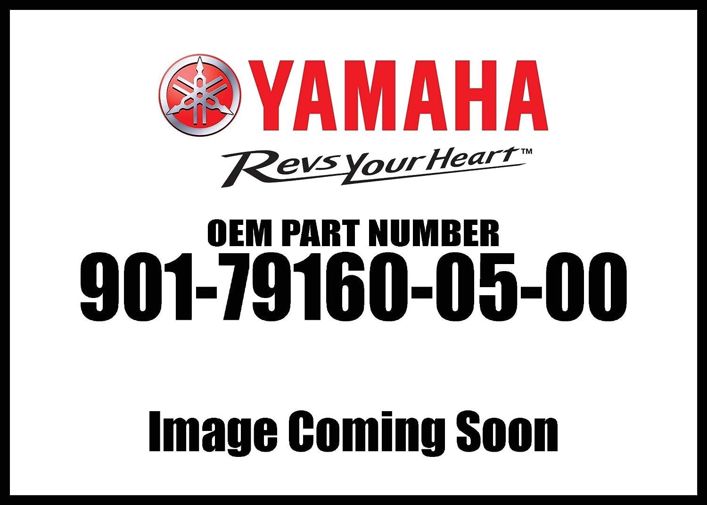 Yamaha 90179-16005-00 Nut; 901791600500 Made by Yamaha