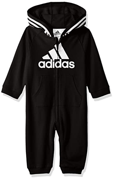2018 shoes on feet shots of wide range adidas Baby Girls and Baby Boys Coverall