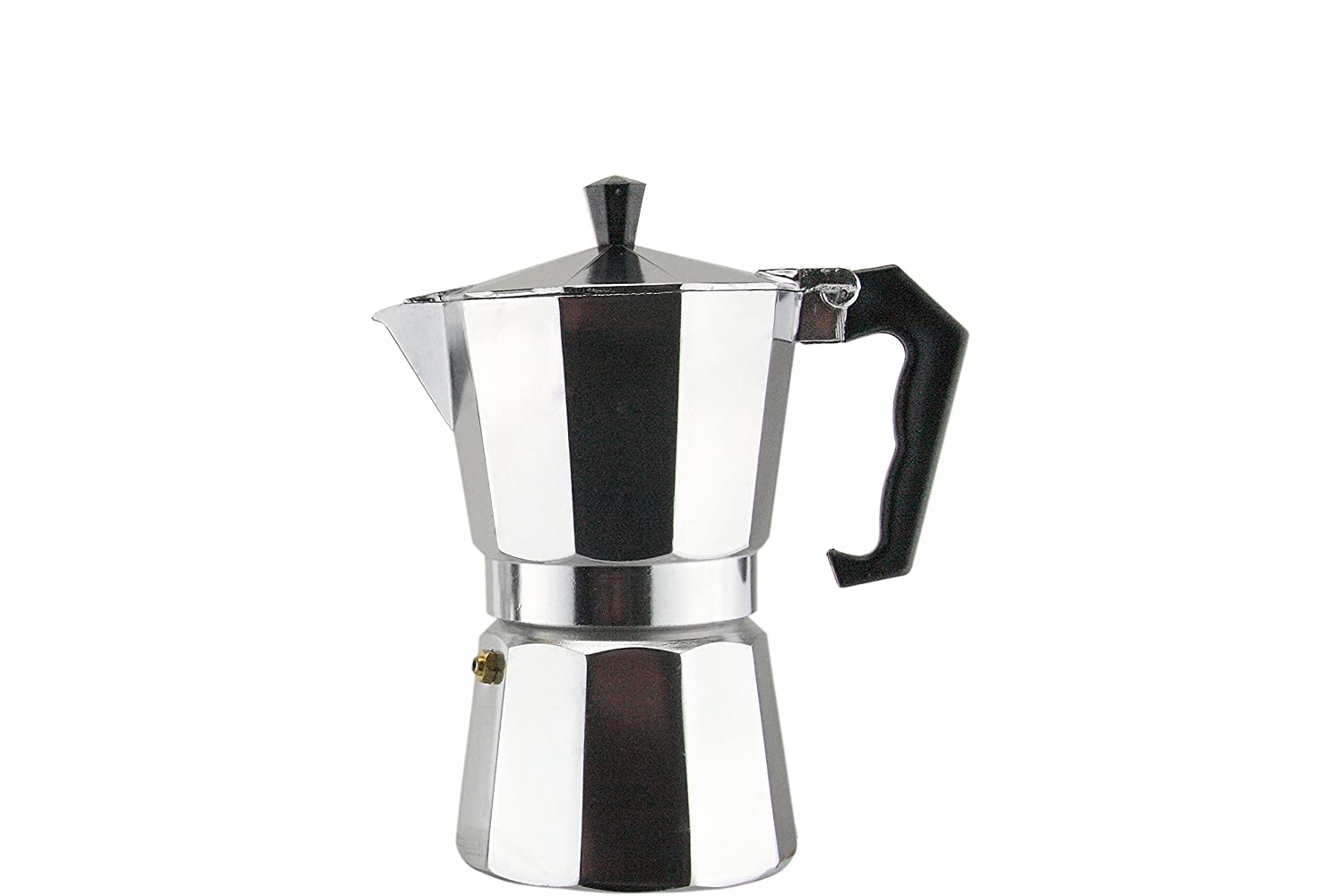 Apollo 7798 - Cafetera italiana de aluminio (6 tazas, 350 ml ...