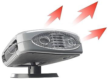 Sehr Lescars Auto Heizung: Elektrische Kfz-Zusatzheizung, 12 Volt UB49
