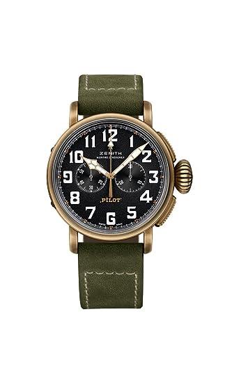 Zenith Pilot 29.2430.4069/21.C800 - Reloj automático para hombre