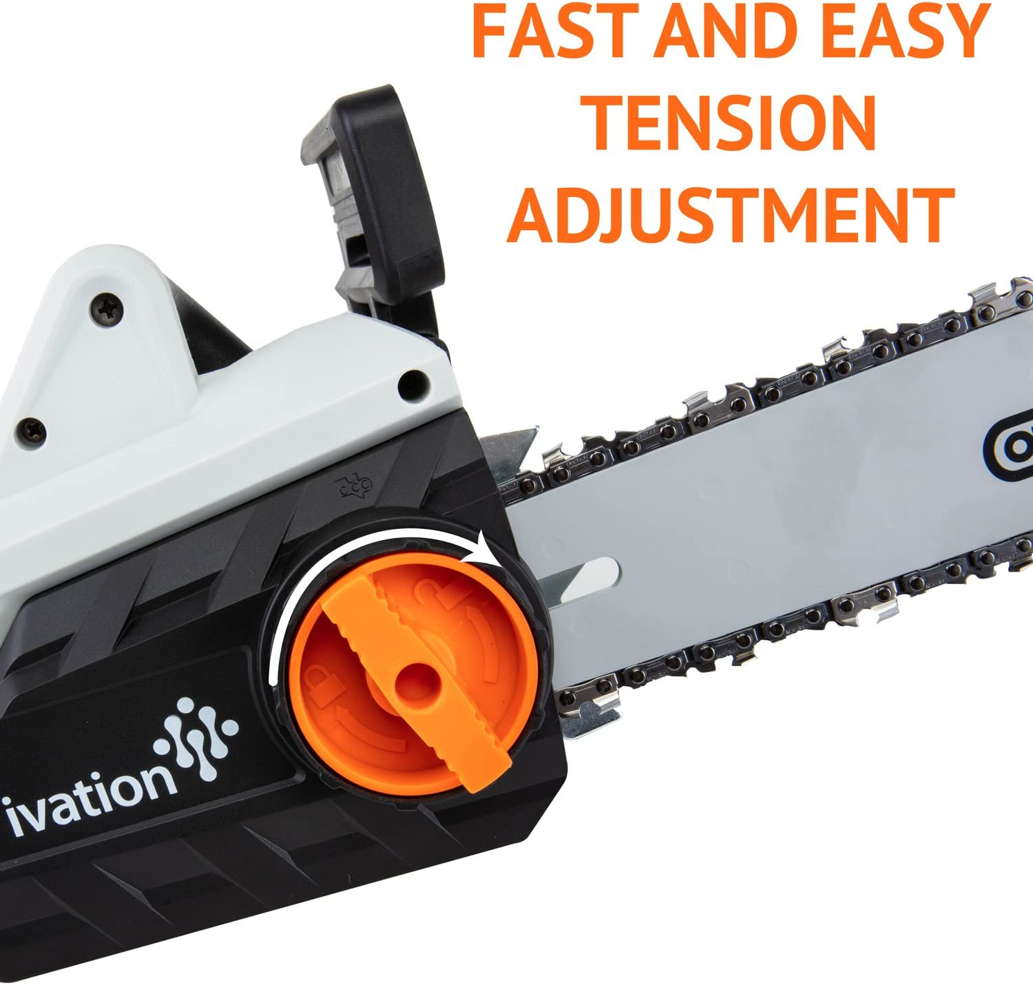Ivation IVACS139O Chainsaws product image 3