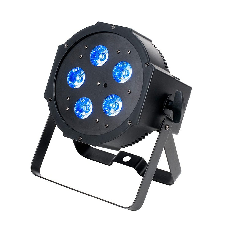 American DJ MEGA QPLUS GO | Compact Low Profile RGB UV LED Fixture