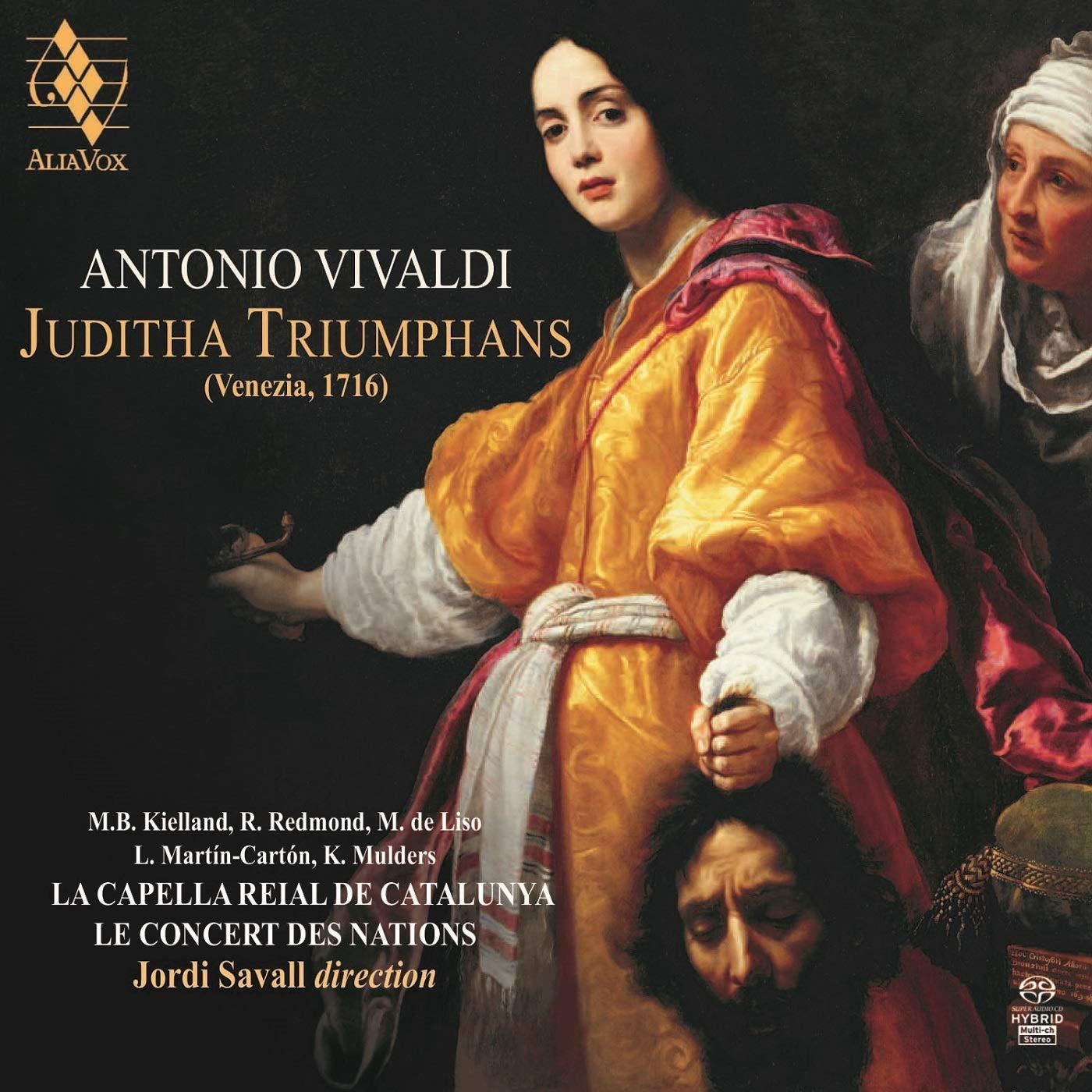 Juditha Triumphans Rv 644, Concerto Rv 562, Concerto Rv 230