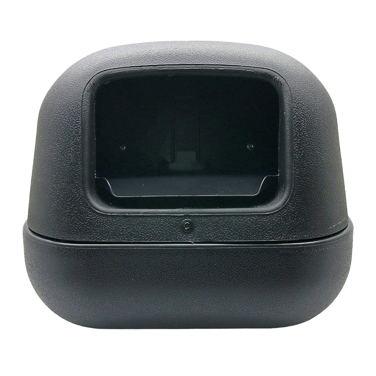 85mm 3.5 inch Snorkel Head Square Mushroom Head Air Flow Intake Replacement 4x4 4WD