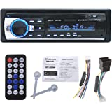 Wekis@Haute qualité Voiture Bluetooth Stéréo de Radio Lecteur Autoradio de bord FM entrée USB Fm SD MP3 Récepteur Radio