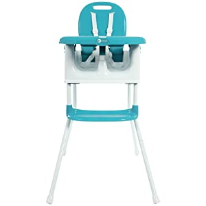 Graze My Child 3-in-1 Highchair (Aqua)
