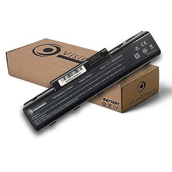 Visiodirect Batería para ordenador portátil PACKARD BELL Easynote TJ66 (MS2273): Amazon.es: Electrónica