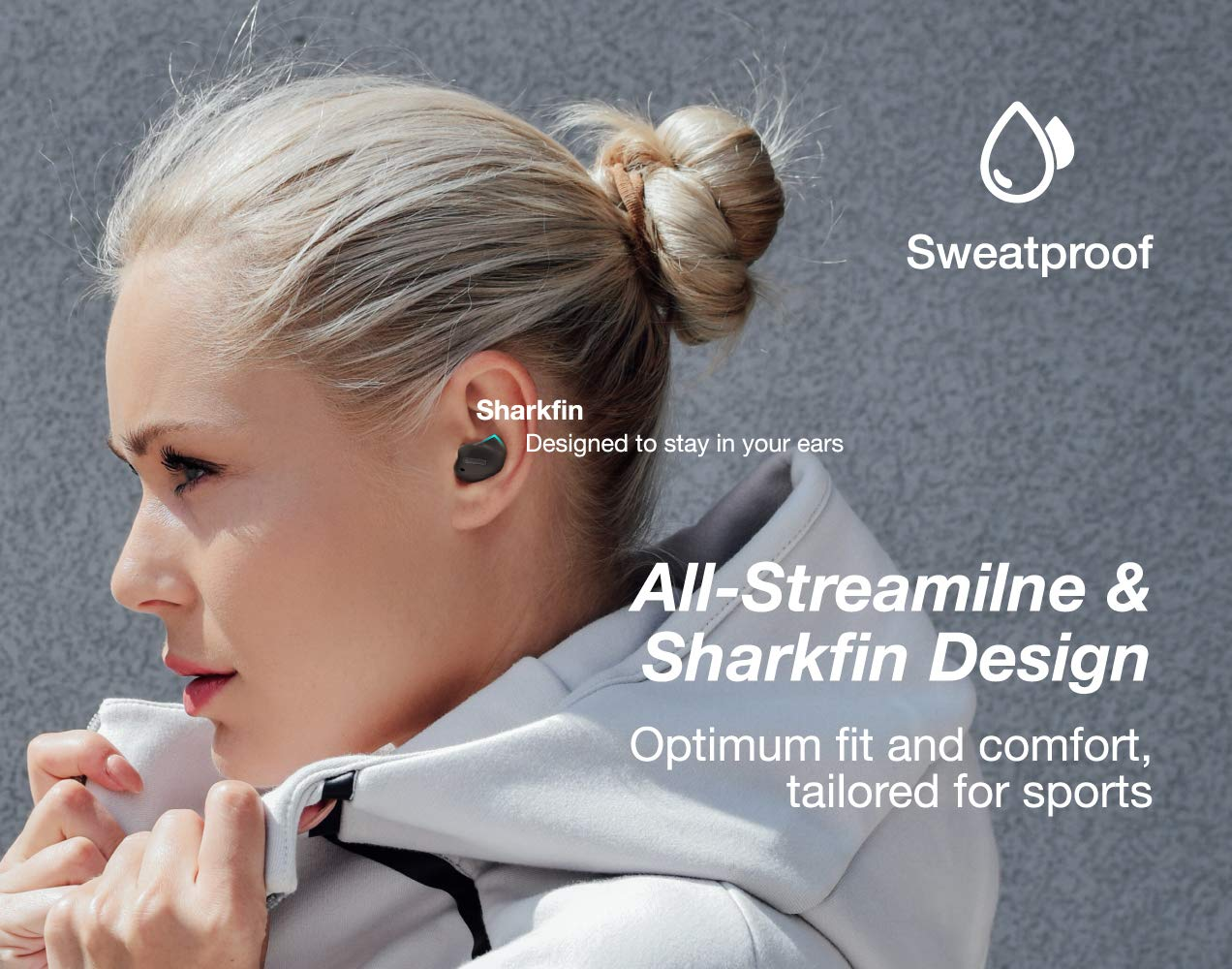 Wireless-Earbuds-GoNovate-Airo-True-Wireless-Headphones-Bluetooth-50-Earbuds-36-Hour-Playtime-Deep-Bass-Stereo-Sound-Support-Binaural-Call-with-CVC-Noise-Cancelling-Waterproof-with-Charging-Case