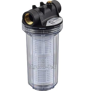 Großartig Agora-Tec® AT-Wasserfilter 2L, mit Max. Betriebsdruck: 4 bar, Max  WP72