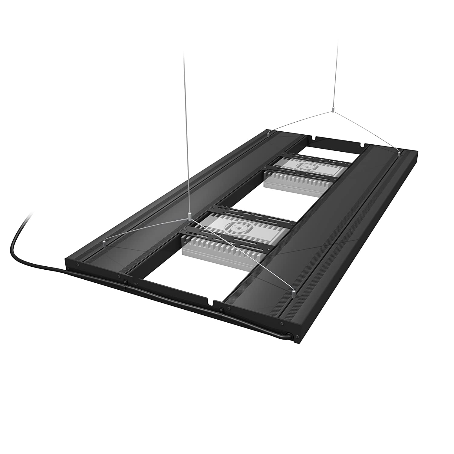 Aquatic Life LIF Fxtr T5Ho Hybrid Light with Mounting System 36In