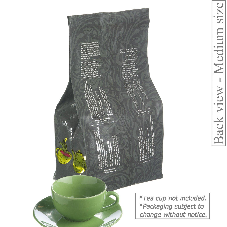 Amazon.com: Metropolitan té 200 Contar con bolsitas de té ...